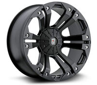 Roues (Mags) XD Series Monster 18 pouces  6-135/139.7