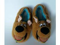 NEXT scooby doo slippers size 8 infants
