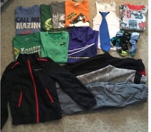 Boys clothes size 7 for 15$