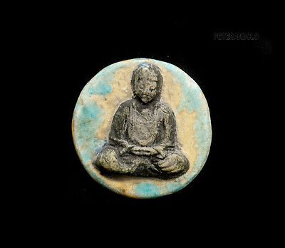 Pendant Of Buddha Position Lotus Ceramic Buddha Creation Craft 8796
