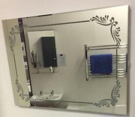HiB Victoria LED mirror