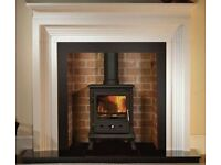 Multi fuel stove £1350 including installation. Full chimney sweeping service. Hetas qualified