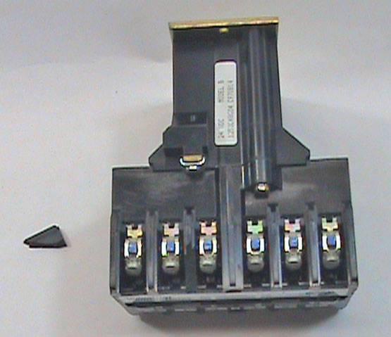 Westinghouse ARD660SR 6 Pole Control Relay 600V DC Chipped NOS