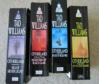 Tad WILLIAMS ++ OTHERLAND ++ Book 1 to 4