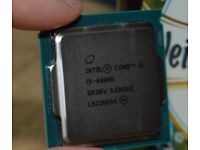 i5 6600k 3 months of usage