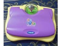 Vtech Baby laptop Dora the Explorer