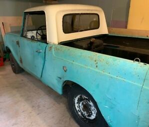 1964 International Scout.  38117Miles on Motor.