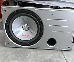"12"" Pioneer Sub with Box"