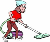 Residential cleaning company for sale.