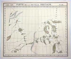 Map of the Esquimaux & Chippeway lands of Canada (1827)