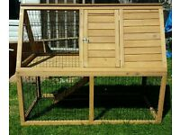 Double Decker Rabbit / Guinea Pig Hutch.