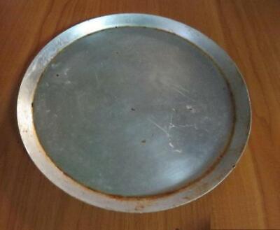 Aluminum Pizza Pan 12 X 1 Tray Plate Pie Z56