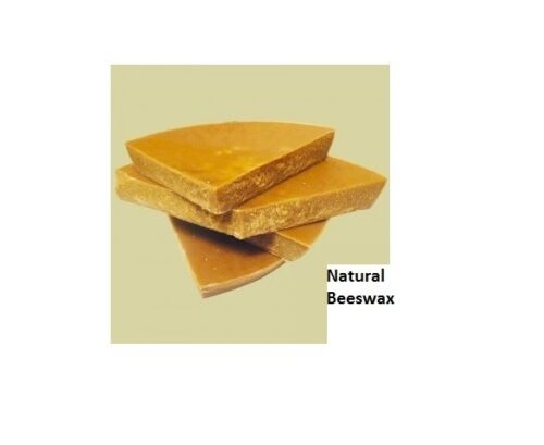 Grade B Montana NATURAL BEESWAX 100% RAW BEES WAX usps Shipping! from Oz to LBs