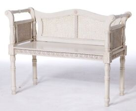french style window seat