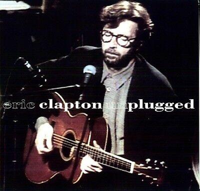 Eric Clapton - Unplugged [New Vinyl] 180 Gram ()