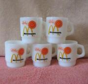 McDonalds Coffee Cups