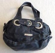 Jane Norman Black Handbag