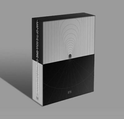 BTS MAP OF THE SOUL ON:E CONCEPT PHOTOBOOK SET+ Poster SET (First Edition)