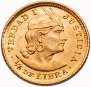 Peru Gold Coin