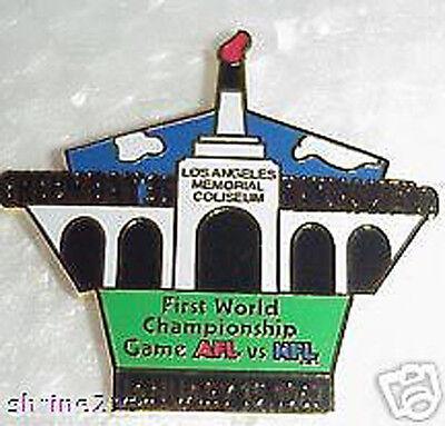 Super Bowl 1 Final Score Commemorative Pin Green Bay Packers Vs Chiefs Psg