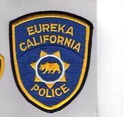 Eureka Patch