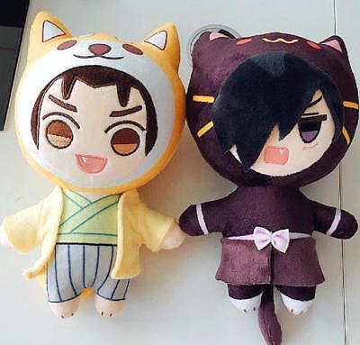 Naruto Akatsuki Tobi Uchiha Obito Madara Senju Hashirama Plush Doll Toy - Obito Uchiha Kostüm