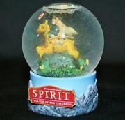Spirit Stallion of The Cimarron Toys