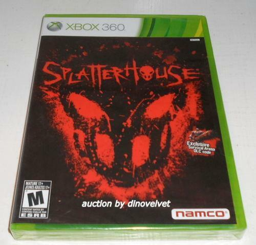 Xbox 360 Horror Games