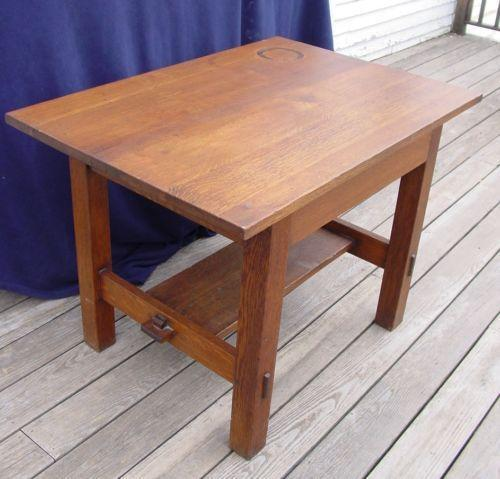 Stickley Table Ebay