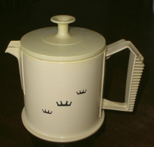 Regal Poly Perk Coffee Makers Ebay
