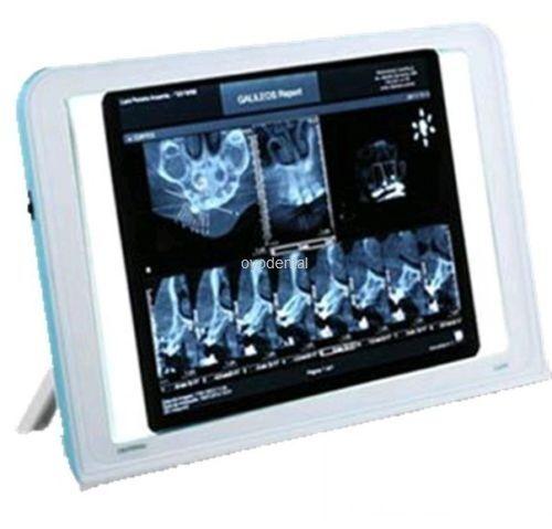 Best Dental X Ray Film Viewer LED Illuminator Wall Desk Mounting View Box Sale