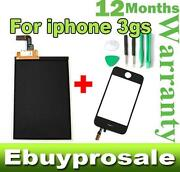 iPhone 3GS Touch Screen Replacement
