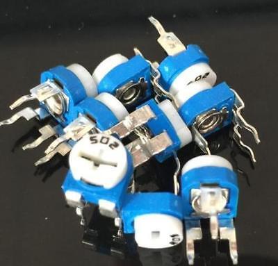 Dz907 5k Ohm Trimpot Trimmer Potentiometer Pot Variable Resistor Rm065-502 10pc