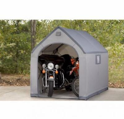 Outdoor Storage Sheds Plastic Portable Easy Building Barn Kit Garage Tools Box