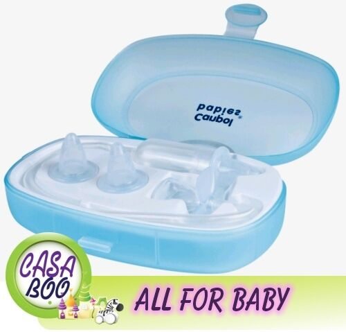 Baby Safe The Nose Nasal Aspirator CLEANER Mucus Runny Aspirator with Box
