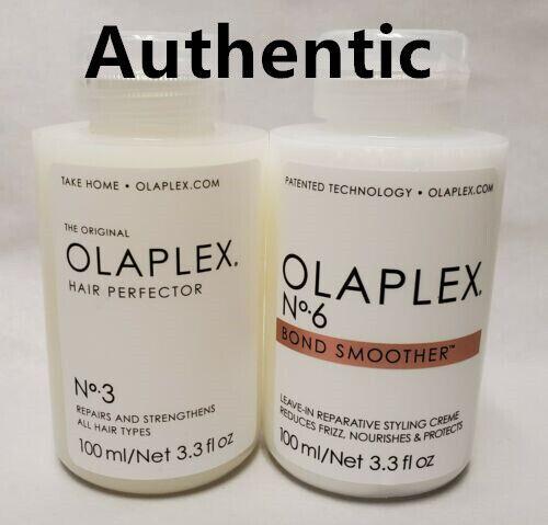Olaplex Hair Perfector No 3 and No 6 Repairing Treatment (authentic)