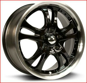 Roues (Mags) American Racing AR393 16 pouces 5-110