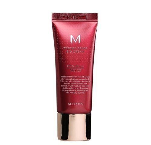 [MISSHA] M Perfect Cover Blemish Balm BB Cream SPF42PA20ml 21 Light Beige