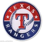 Texas Rangers Patch