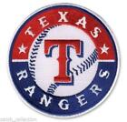 Texas Rangers Patch