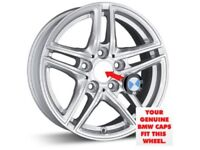 BMW 5 Series F10/F11 - Set of winter alloy wheels and tyres
