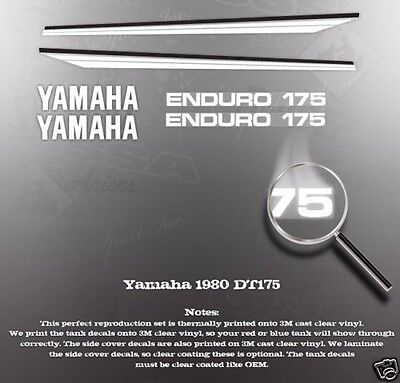 Graphics  Kit  Yamaha  Dt