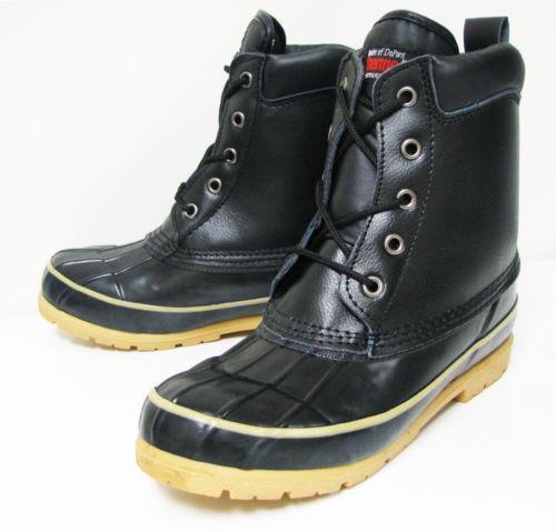 Mens Duck Boots Ebay