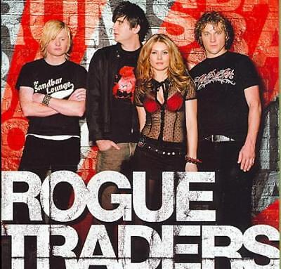 ROGUE TRADERS - HERE COME THE DRUMS NEW