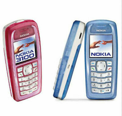 NOKIA 3100 Network UNLOCKED Keyboard GSM SIM GPS Triband Mobile Bar Cell phone