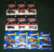Hot Wheels Garage Lot