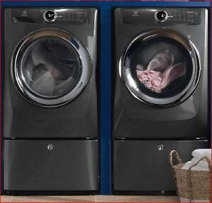 www.aniks.ca Electrolux EFLS527UTT EFMC527UTT STACKIT7X Steam Washer and Dryer Pair get additional 15% off our online