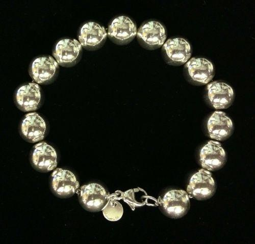 Tiffany Bead Bracelet Ebay