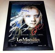 Les Miserables Signed