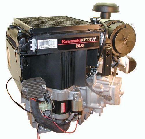 26 HP Kawasaki Engine | eBay